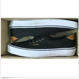 Vans Era 59 C&L Black Washed Shoes 